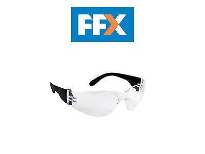 Blackrock 7110000 Clear Safety Glasses