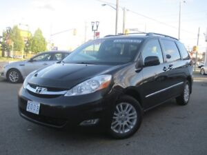 2008 TOYOTA SIENNA LIMITED | 7 Passenger • Leather