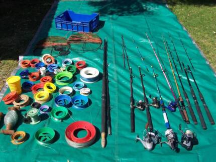 Fishing Gear : Rods : Reels : Handlines : Traps Cooloongup Rockingham Area Preview