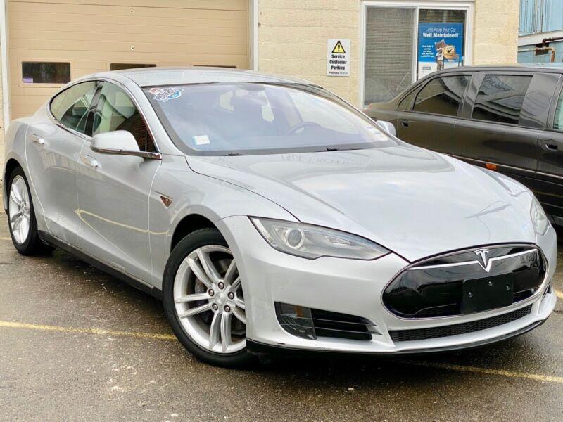 Image 1 Coche Americano usado Tesla Model S 2013