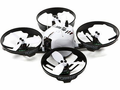 BLADE TORRENT 110 FPV 25MW BNF BRUSHLESS QUADCOPTER DRONE SPEKTRUM UK BLH04050EU