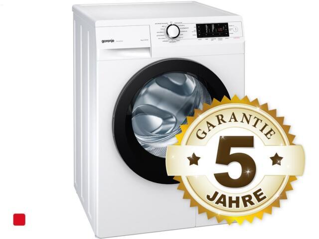 Gorenje W 8543 T Stand Waschmaschine Weiß Waschvollautomat