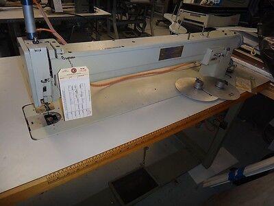 Yuantian Mattress Cb-1 Long Arm Zig-zag Industrial Sewing Machine