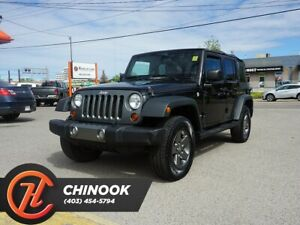 2010 Jeep WRANGLER UNLIMITED Sport APPLY TODAY DRIVE TODAY!