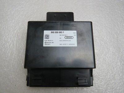Audi A6 4G Facelift Spannungsstabilisator A42576 8k0959663f