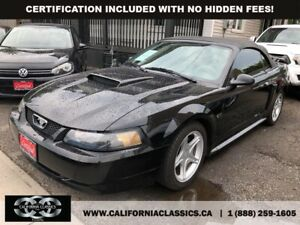 2003 Ford Mustang GT CONVERTIBLE!