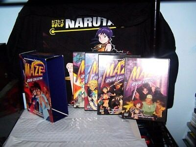 Maze TV series - Complete Art Box Collection - USED Anime DVD Software Sculptors