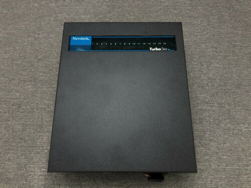 Nuvotech TurboStar 16-Port Localtalk Active Hub for Apple Macintosh Computer