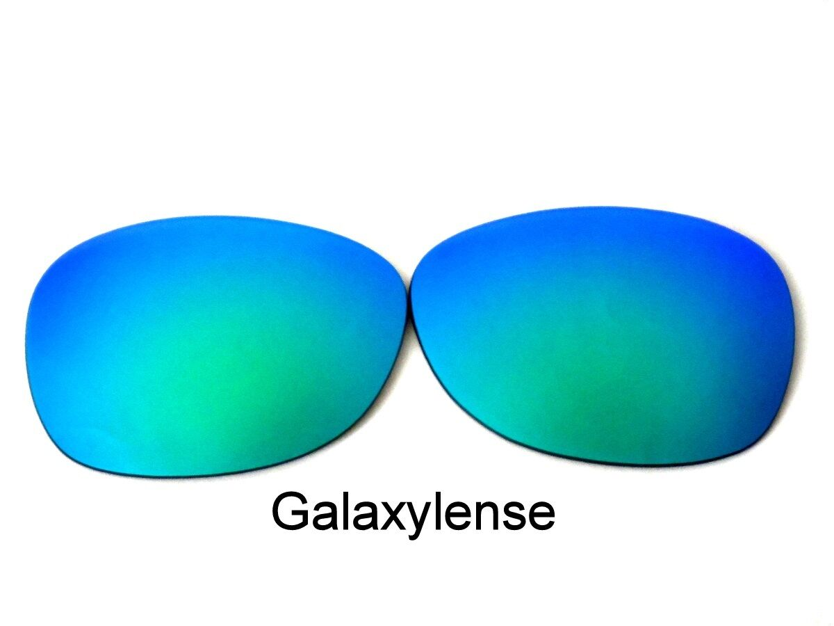 43a09dd02ea Galaxy Replacement Lenses For Ray Ban RB2132 New Wayfarer Green 52mm  Polarized