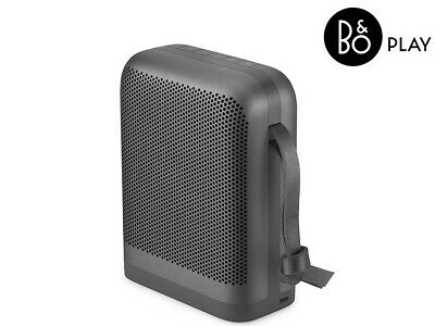Bang & Olufsen Beoplay P6 Bluetooth Lautsprecher Box Speaker Schwarz NEU OVP