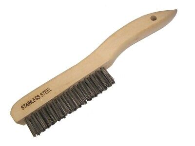 Steel Scratch Brush - 10-1/4