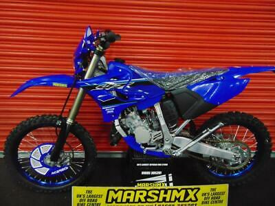 YAMAHA YZ 125 ENDURO MARSH MX SPECIAL 2022 MODEL-OUT OF STOCK TILL FEBRUARY