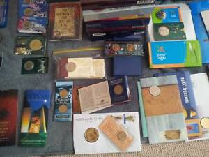 Royal Australian Mint 1990s-mid 2000s coin set collection (Mint) Sutherland Sutherland Area Preview