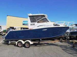 Trailcraft 660 Centre Cab FAMILY FISHING DIVING HUGE OPEN DECK Wangara Wanneroo Area Preview