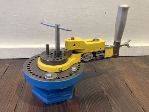 Di-Acro No.1 Rotary metal Bender USA Made, Extremely good Condition