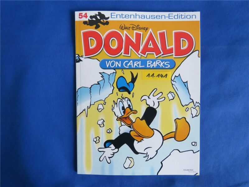 Donald Duck - Carl Barks - Entenhausen-Edition Nr. 54 - NEU