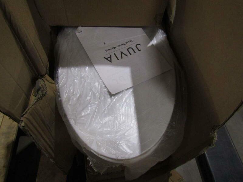 Juvia One Piece Toilet White JVI-1EL-A830