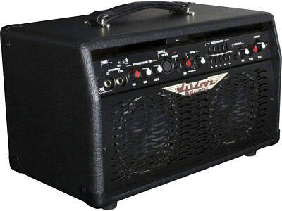 Acoustic Guitar Amplifier Ashdown AA50-R 50 Watt Combo With 2 Speakers