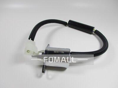 1pc Kipor Kde12sta Oil Stop Solenoid Valve Km2v80-11700