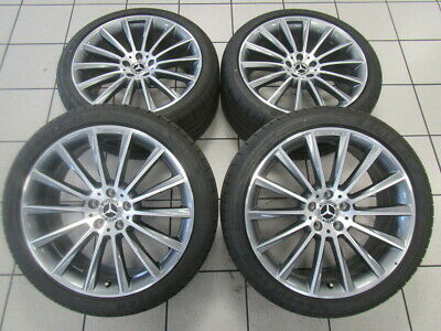 Alu Sommerräder Mercedes AMG S-Klasse W222/A217/C217 A2224010400 A2224010500