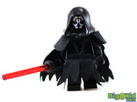 SW260 II Lego Custom Darth Nihilus Minifig Custom Guardians Galaxy Sakaaran NEW
