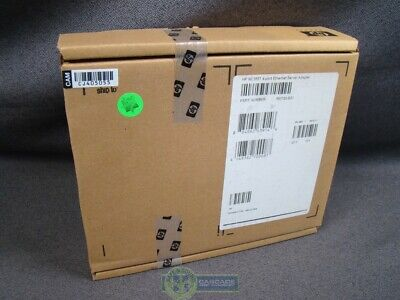 NEW Sealed HP NC365T 4-Port Ethernet Server Adapter!