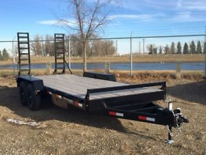 2019 Southland LB18T-14 Equipment Hauler Trailer