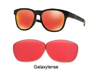 Galaxy Prizm Replacement Lenses For Oakley Frogskins Sunglasses Ruby Golf (Oakley Sunglasses For Golf)