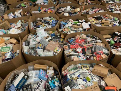 Amazon Wholesale Lot 15 Individual Items, Electronics, Toys, General Merchandise
