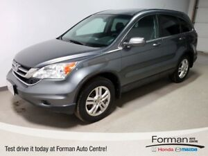 2010 Honda CR-V EX | AWD | Dualzone | Sunroof | USB