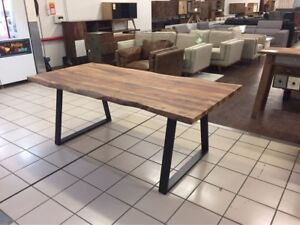 BRAND NEW & FACTORY SECOND DINING TABLES CLEARANCE(FROM $149) Logan Central Logan Area Preview