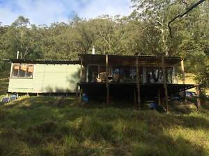 ON SITE WORKERS SHED-GRANNY FLAT Kangaroo Valley Shoalhaven Area Preview