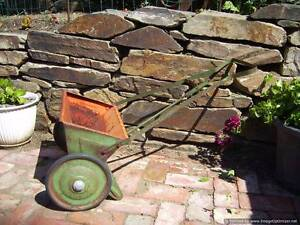 OLD PUSH SEEDER Rosewater Port Adelaide Area Preview