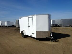 2018 RoyalCargo LCHS29-614-72 Enclosed Cargo Trailer
