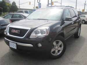 2009 GMC ACADIA SLT1 |  Leather • 2 Roofs • DVD •