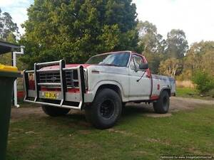 Ford v8 Tuff streeter ute duel fuel Grafton Clarence Valley Preview