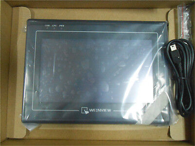 Weinview 7 Inch Hmi Touch Panel Mt6071ip 800480 Usb Host Programing Cable