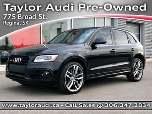 2015 Audi SQ5 3.0T Technik NAV PKG, BLACK OPTICS PKG, B&O SOU...