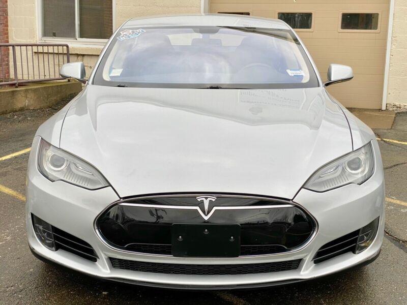 Image 3 Coche Americano usado Tesla Model S 2013