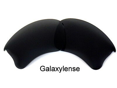 e86c1d12bc Galaxy Replacement Lenses For Oakley Flak Jacket XLJ Sunglasses Black  Polarized