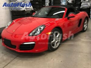 2015 Porsche Boxster 2.7L PDK *Paddle-Shift* Extra-Clean* Conver