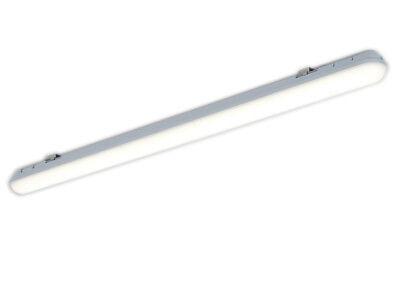 LED Feuchtraumleuchte 120cm Deckenleuchte 2500 lm Deckenlampe IP65 Wannenleuchte