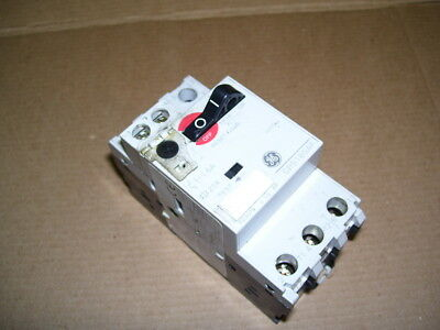 Ge General Electric Gps1bsaf 1-1.6a Motor Controller.34hp Manual Starter P1927