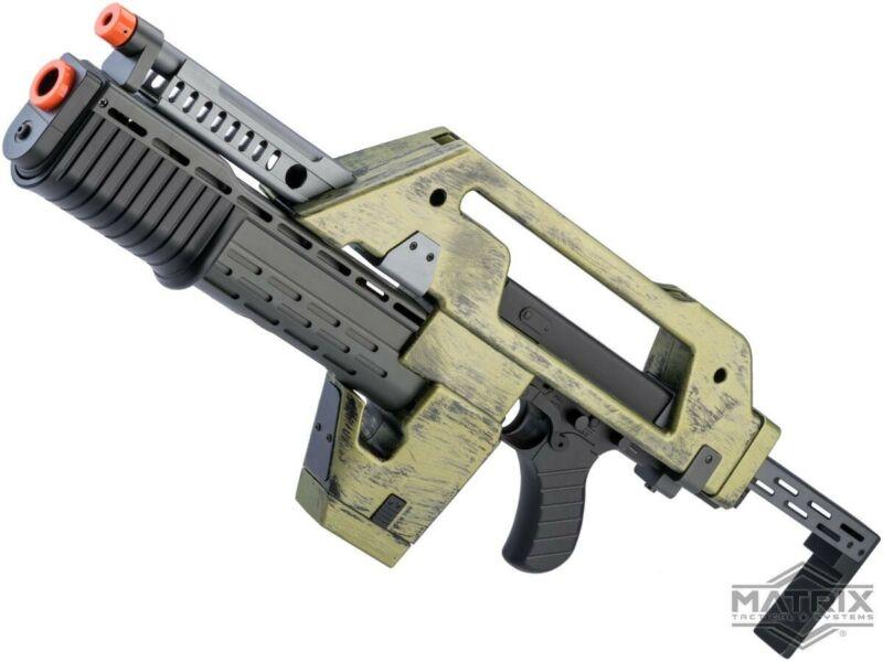 Limited Edition Custom Alien Pulse Rifle Airsoft AEG