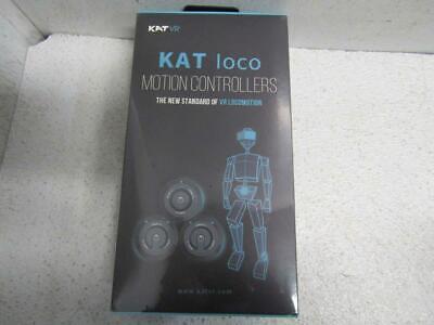 Kat VR Kat Loco Motion Controllers