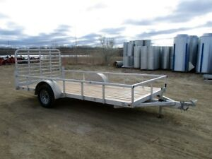 2016 Legend 714ODSA35 Utility Trailer