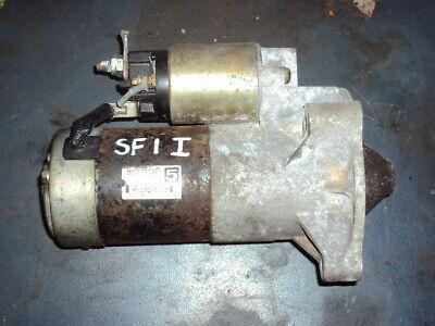 Peugeot 307 01-08 2.0 Diesel Starter Motor M001T80481