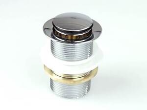 4 x chrome Mizu P&W 40mm Pushup Plugs Vineyard Hawkesbury Area Preview
