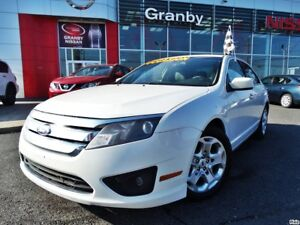 2011 Ford Fusion SE/CRUISE CONTROL/BLUETOOTH/AIR CLIMATISÉ