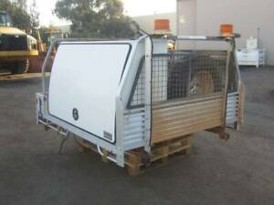 BOSSTON ALUMINIUM UTE TRAY WITH BULLBOX  (SG180604WG) Kewdale Belmont Area Preview
